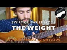 "The Band ""The Weight"" - Last Waltz Guitar lesson - YouTube"