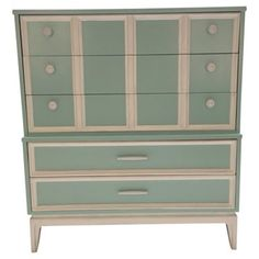 Check out this item at One Kings Lane! Dixie 2-Tone Dresser
