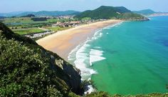 Places to see in ( Santona - Spain ) Santoña is a town in the eastern coast of the autonomous community of Cantabria, on the north coast of Spain. Santona is. Bilbao, Holiday Destinations, Vacation Destinations, Vacation Ideas, Oh The Places You'll Go, Places To Travel, Museum, Am Meer, Beach Hotels