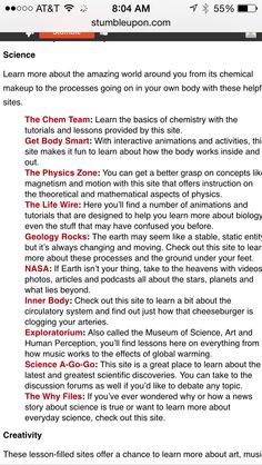 Great Websites, Chemistry, Science, Activities, Learning, How To Make, Fun, Studying, Teaching
