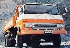 Fuso T932 Dump Truck