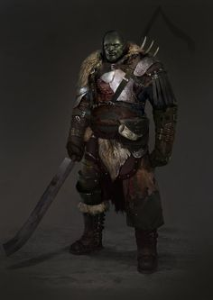 Random Fantasy/RPG artwork I find interesting,(*NOT MINE) from Tolkien to D&D. Dungeons And Dragons Characters, D D Characters, Fantasy Characters, Fantasy Races, Fantasy Armor, Dark Fantasy, Fantasy Character Design, Character Inspiration, Character Art