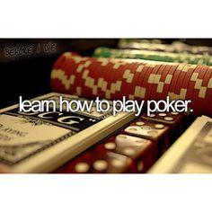 leɑrn how to plɑy poker