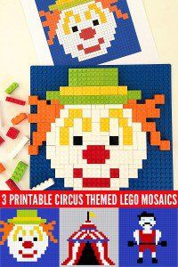 Lego Pictures: 3 Printable Animal Designs | Childhood101