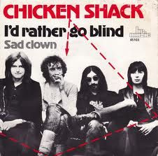 Chicken Shack - I'd Rather Go Blind Bmg Music, Music Songs, Cd Cover, Album Covers, Christine Perfect, Blind Artist, John Mayall, Chicken Shack, Pin Pics