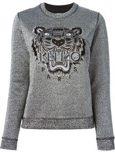 """Kenzo Sweat """"tiger"""" - Smets - Farfetch.com"""