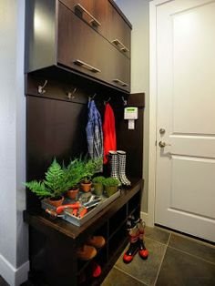 Mudroom Bench For Stylish Mudroom Design Ideas HGTV's Decorating . 15 Mudroom Ideas We're Obsessed With Southern Living. 8 Modern Mudrooms To Inspire You To Keep Your Home Clean . Home and Family Hallway Storage, Locker Storage, Entryway Wall, Storage Cart, Drawer Storage, Garage Storage, Small Mudroom Ideas, Entry Way Design, Storage Design