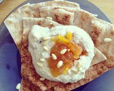 Sweet Vegan Ricotta  http://www.vegkitchen.com/recipes/sweet-vegan-ricotta/#more-23346