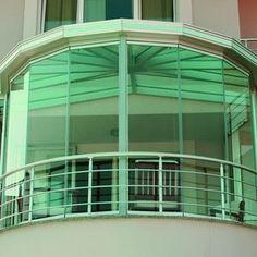 yeşil cam balkon - http://www.markapen.net