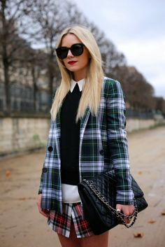 Double Plaid