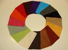legowiska. paleta dostępnych kolorów