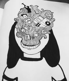 """It's the 5th day of inktober and I was already out of ideas. My roommates suggested I do a drawing about balancing the different aspects of life (school, work, dating, church, friends). I thought to myself, how do I balance? Do I even balance? The immediate answer in my mind was """"No you don't, but at least you're trying."""" Elder Cornish's talk from this recent session of general conference came to mind when he said, """"The answers to the questions """"Am I good enough?"""" and """"Will I make it?"""" are…"""
