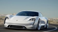 Porsche and Audi take on Tesla with two gorgeous electric car visions via @mashable