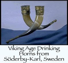 Viking Answer Lady Webpage - Alcoholic Beverages and Drinking Customs of the Viking Age  awesome website with tons of facts