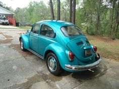 Punch Buggy :-)