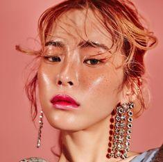 9 Korean Makeup Looks – My hair and beauty Beauty Make-up, Beauty Shoot, Asian Beauty, Hair Beauty, Pretty People, Beautiful People, Makeup Eyeshadow, Hair Makeup, Make Up Tutorials