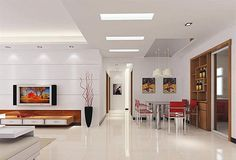 Modern Home Interior Designs Ceiling Tiles Fiberglass Ideas