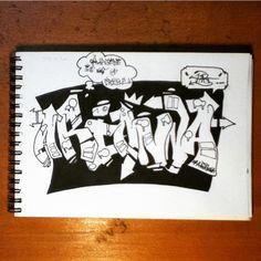 The name Arianna (@ary_200__) #art #artsy #artistic #graff #graffart #graffiti #graffitilettering #graffitiwall #graffitiart #wallart #draw #sketch #streetart #urbanart #lettering #ARIANNA #name #names #draws #sketching #sketches #sketchbook #drawing #drawings #selfmade #handmade