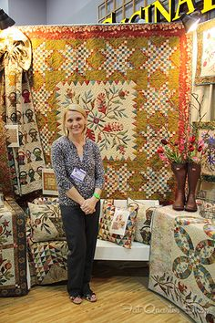 Edyta Sitar of Laundry Basket Quilts