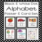 This bright and cheery alphabet pack is both eye grabbing and includes 2 sizes of alphabet posters, 8.5 x 11 and 5 x 7.  It also includes a 1 page ...