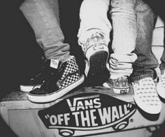 Can I have vans shoes ? :D