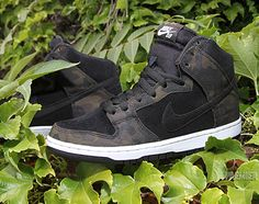 "Nike SB Dunk High Pro – ""Camouflage"" 