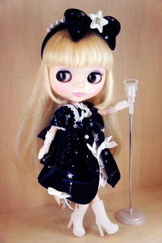 Blythe Doll Hoshinonamida Hime