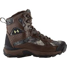 Hunting- Under Armour Speed Freek Bozeman Boot - Men's Mossy Oak Treestand…