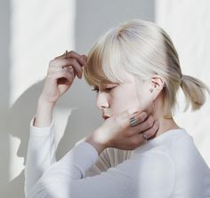 Blonde Hair For Asian Skin Tones | POPSUGAR Beauty Australia Photo 8