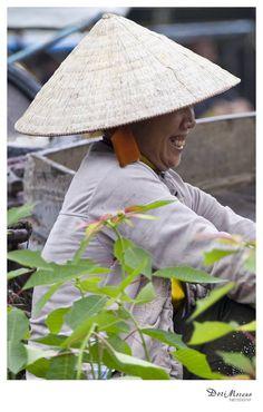 Floating markets, Mekong Delta, Vietnam  www.dorimoreno.com Mekong Delta, Vietnam, Beautiful People, Gifts, Fashion, Moda, Presents, Fashion Styles, Favors