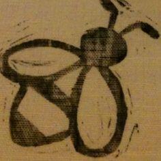 25.02.12. Linoprint course.