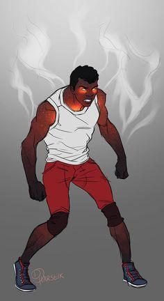 OC - True Hulkout by Harseik