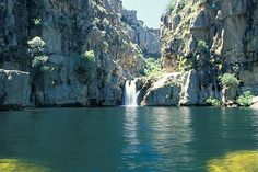 Swims in nature are deliciously inviting, invigorating and life-affirming. We've rounded up our favourite dams and rivers for swimming in the Cape. River Drawing, Cool Places To Visit, Places To Go, Cape Town South Africa, Holiday Places, Nature Scenes, Africa Travel, The Best, Beautiful Places