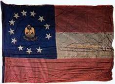 regimental flag~Wheat's Tigers Civil War Flags, Civil War Art, Confederate States Of America, Confederate Flag, Military Art, Military History, American Civil War, American History, Tennessee Flag