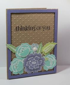 Stampin' Up! Array of sunshine stampset via whippetgirl on SCS