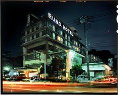 band Hotel in Yokohama pulled down in 1999. 1929 - 1999