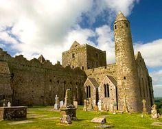 Ireland, Rock of Cashel