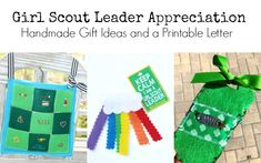 I am happy to share some Girl Scout leader appreciation ideas and free printable letter that comes in three formats for different levels of girls. Teaching kiddos to be thankful and to show their …