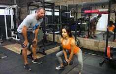 The 4-3-1 Dumbbell Sumo Squat Workout