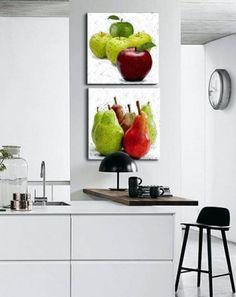 cuadros para cocina comedor moderno