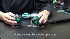 how to use dynaflex gyro ball