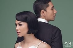 Looking Back At Andien And Ippe's Pre-Wedding Photos - 009