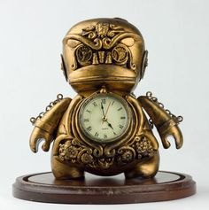 The Time Keeper Munny