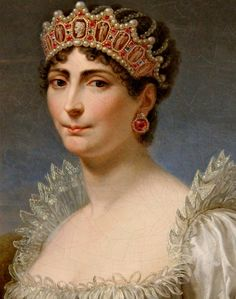 Josephine de Beauharnais  - Click to enlarge