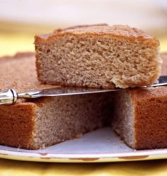 Photo de la recette : Ardéchois, gâteau moelleux à la crème de marrons