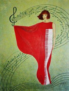 Moonlight Sonata - Marina Hanson