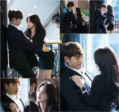 """Rain and Oh Yeon Seo Get Flirty in New """"Please Come Back, Mister"""" Stills"""