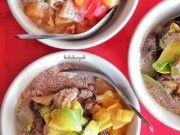 Es KTT, kuliner Ternate yang sampai ke Malanng... segar, sedap, patut dicoba..