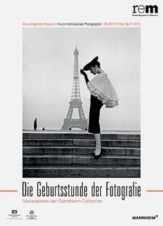Die Geburtsstunde der Fotografie - Meilensteine der Gernsheim-Collection. Vom 9.9.2012 - 6.1.2013 in Mannheim.  http://www.rem-mannheim.de/ausstellungen/die-geburtsstunde-der-fotografie.html