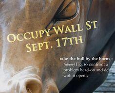 occupy wall street (9/17)